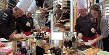 Warsztaty kulinarne SUSHI