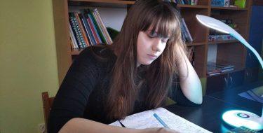 """Sukces naszej uczennicy wMiędzynarodowym Konkursie """"Osobistości pogranicza"""""""