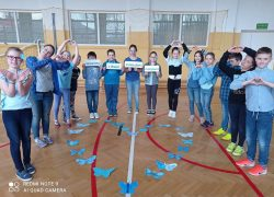 Jesteśmy zWami niebieskimi motylami – #challengeniebieskiemotyle2021