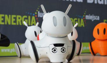 Robot PHOTON wnaszej szkole!– Marzenia się spełniają!