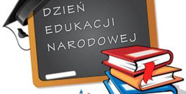 14 październik – Dzień Edukacji Narodowej