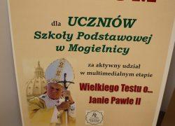 """""""Wielki Test o… Janie Pawle II"""" rozstrzygnięty"""