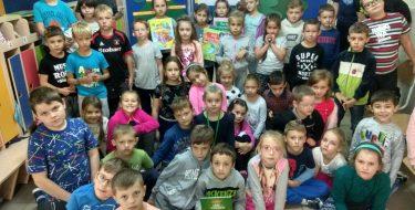 Gang Słodziaków wnaszej szkole