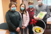 Działania charytatywne naszych uczniów