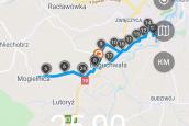 """Rajd Drużyny Patriotyczno – Regionalnej doRzeszowa. Początek """"Edukacji ekologicznej"""""""