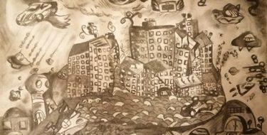"""Konkurs plastyczny """"Smart City wmoim mieście"""" rozstrzygnięty"""