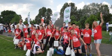 Nasi uczniowie uczestnikami 21. Pikniku Olimpijskiego wWarszawie