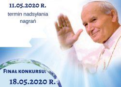 """II Gminny Konkurs Recytatorski """"W świecie poezji ipieśni Karola Wojtyły"""" – zapraszamy doudziału"""