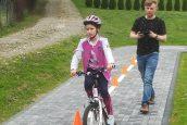 Egzamin praktyczny nakartę rowerową