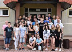 Kolejna wizyta Słowaków wMogielnicy