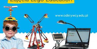 Zajęcia Lego Education