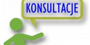 Konsultacje – Informacja Burmistrza Boguchwały